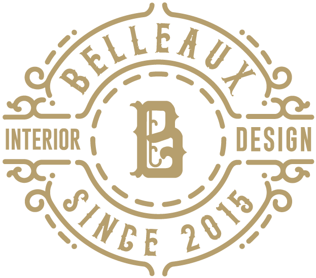 Belleaux full logo